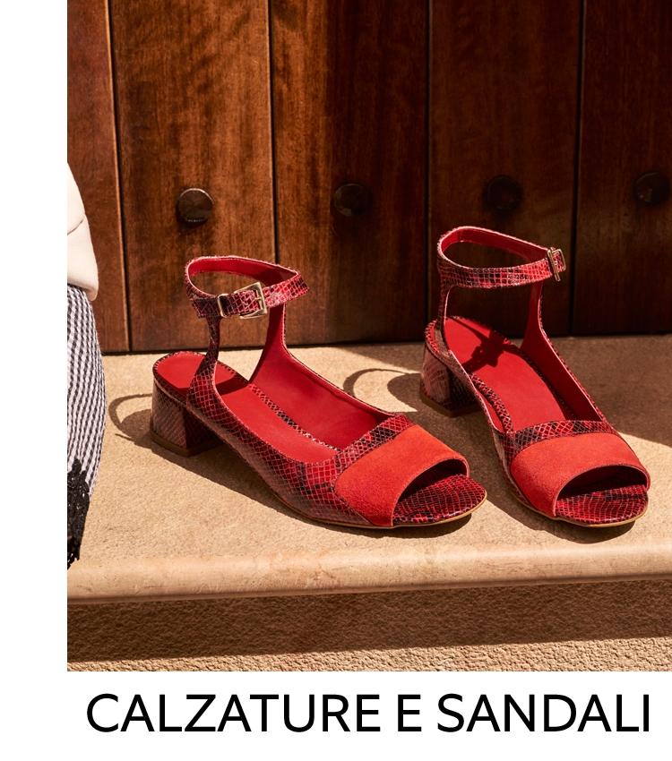 calzature e sandali
