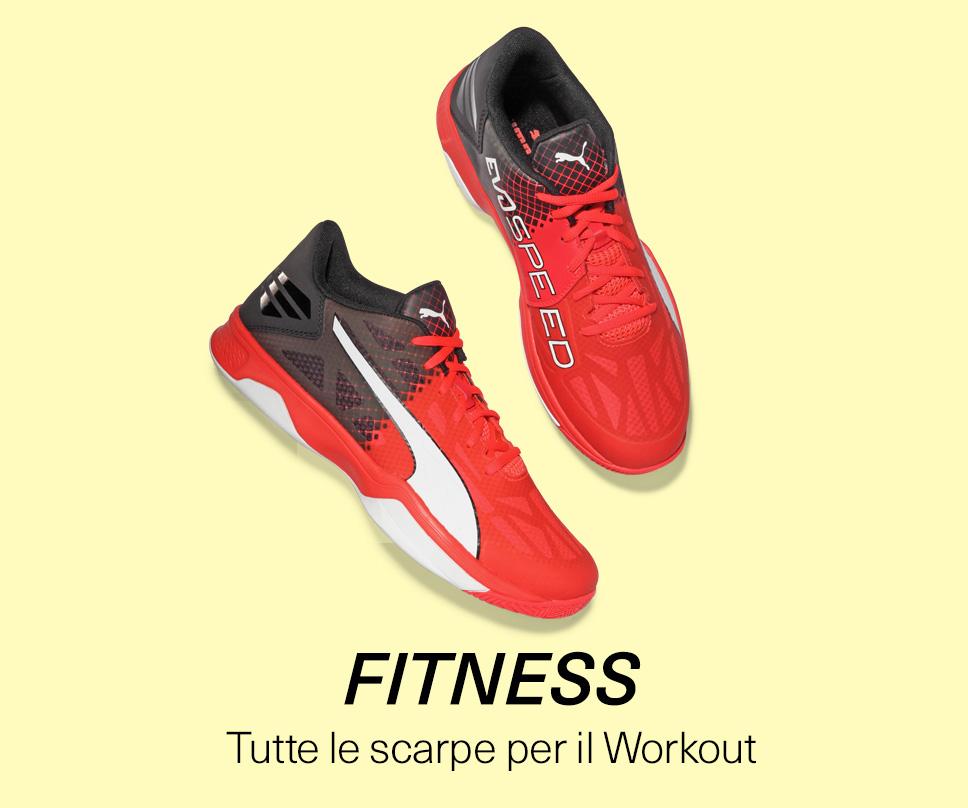 Fitness: Tutti i scarpe per il Workout