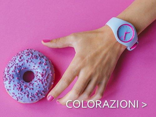 Ice Watch Colorazioni