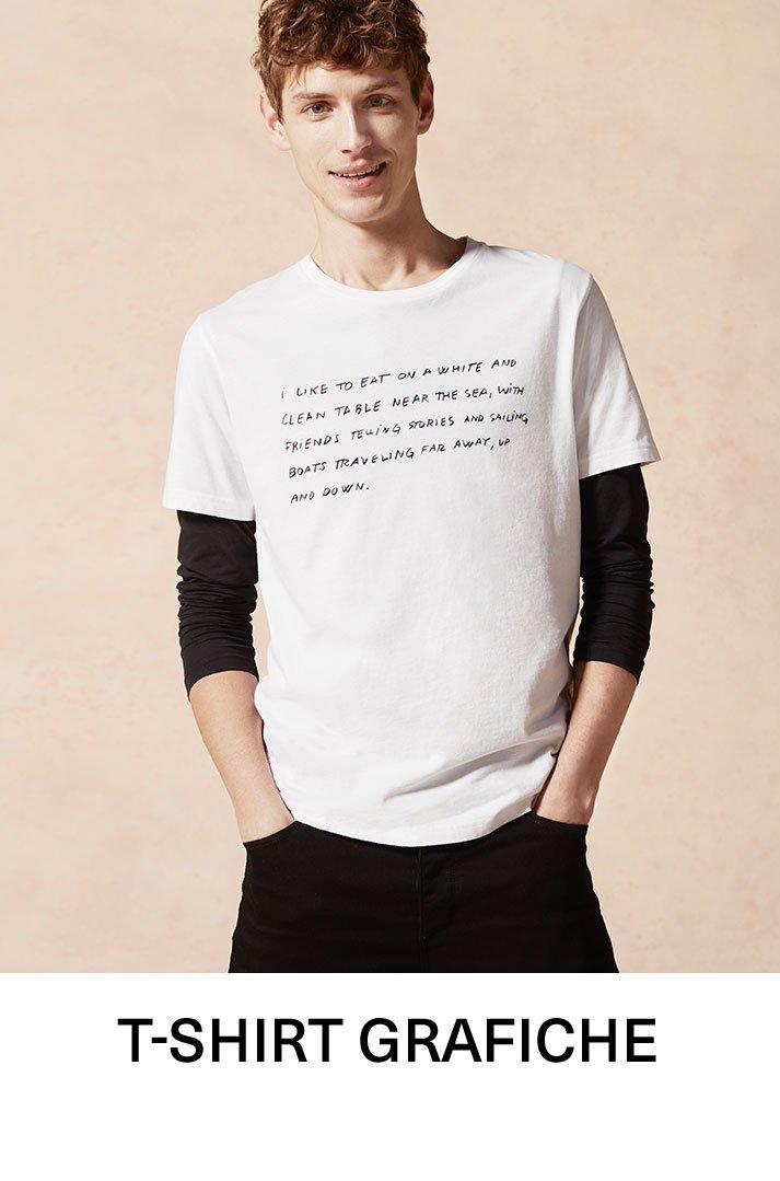 T-shirt grafiche