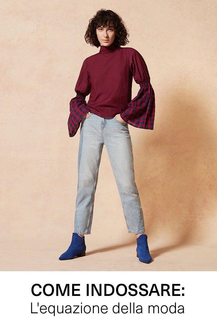 Come indossare: l'equazione della moda