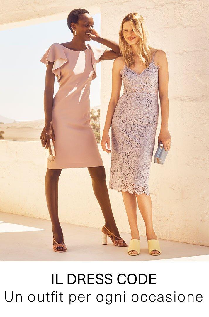 Il dress code: un outfit per ogni occasione