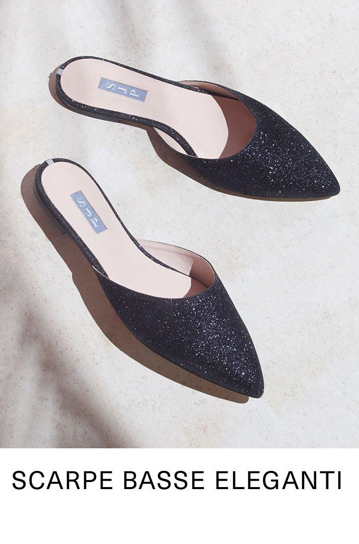 Scarpe basse eleganti