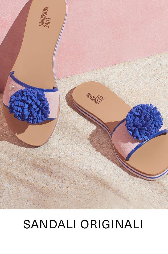 Sandali originali