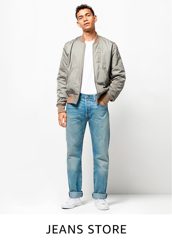 Jeans store
