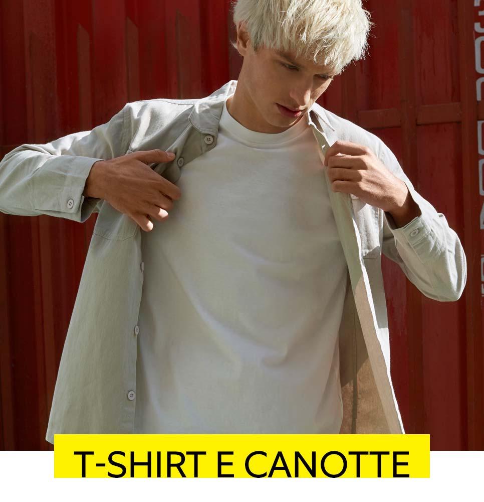 T-shirt e canotte