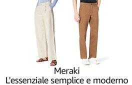 Meraki: l'essenziale semplice e moderno