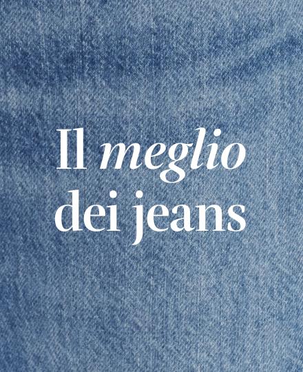 Il meglio dei jeans