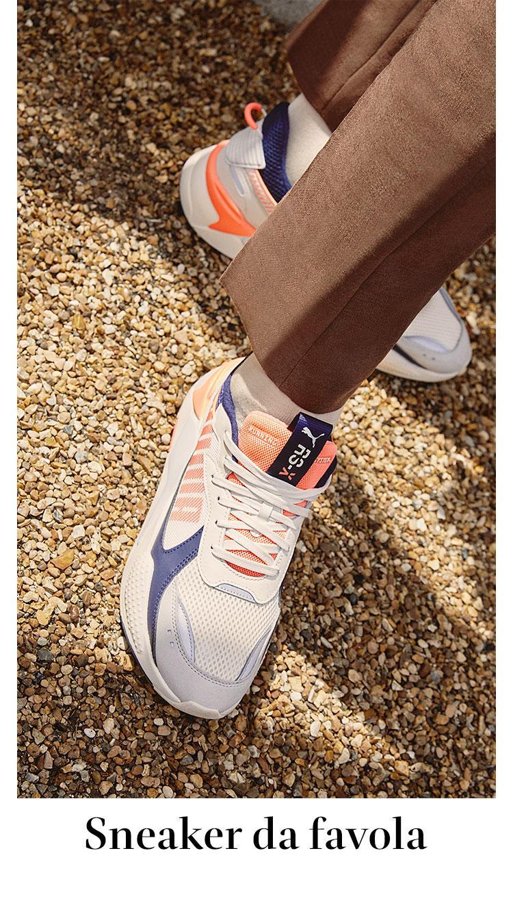 Sneaker da favola