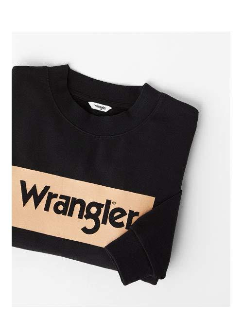 Felpa vintage Wrangler