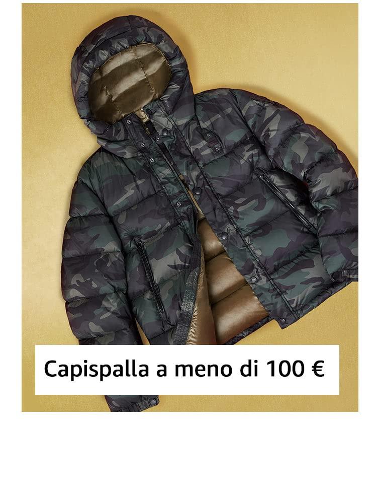 Capispalla a meno di 100 €