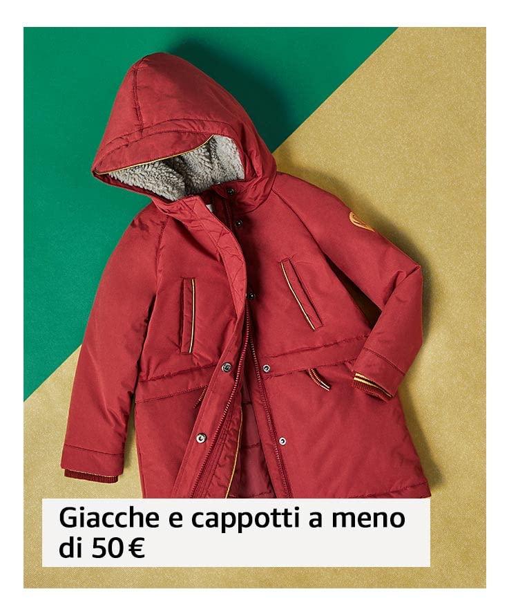Giacche e cappotti a meno di 50 €