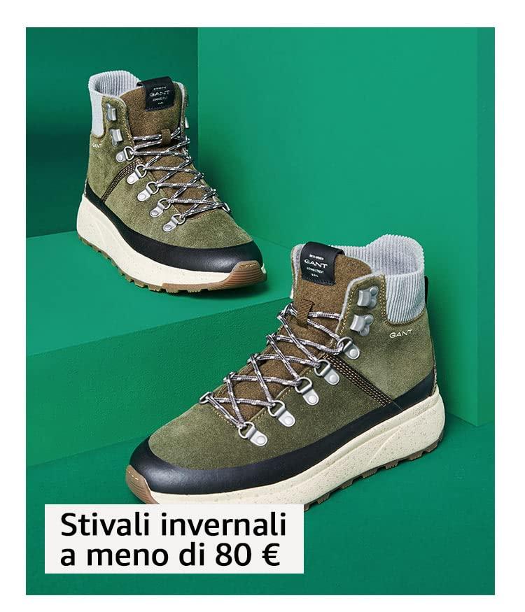 Stivali invernali a meno di 80 €