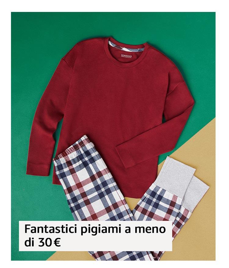 Fantastici pigiami a meno di 30 €