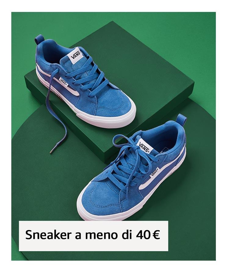 Sneaker a meno di 40 €
