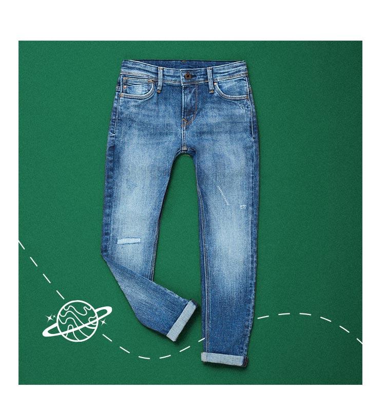 Sono arrivati i nuovi jeans!