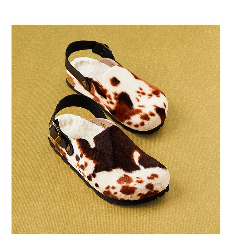 Avvolgenti pantofole