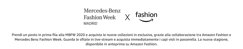 Mercedes-Benz Fashion Week x Amazon Fashion