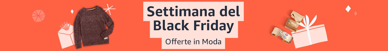 Settimana del Black Friday 2020