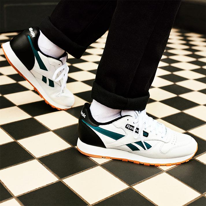 Sneaker rétro