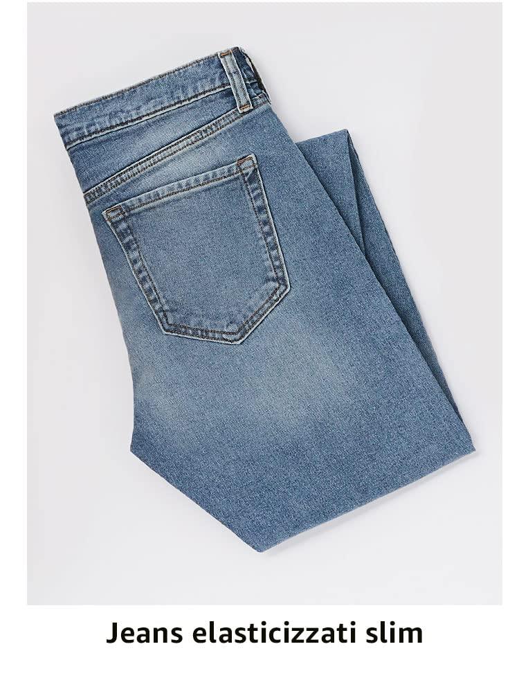Jeans elasticizzati slim