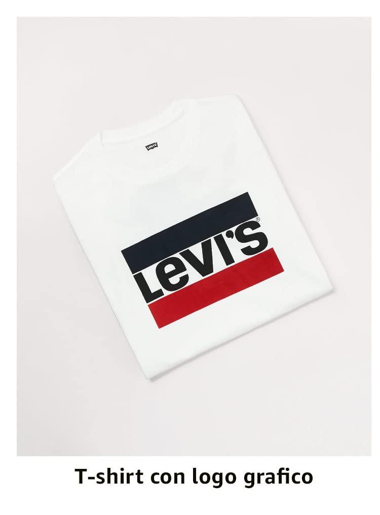 T-shirt con logo grafico