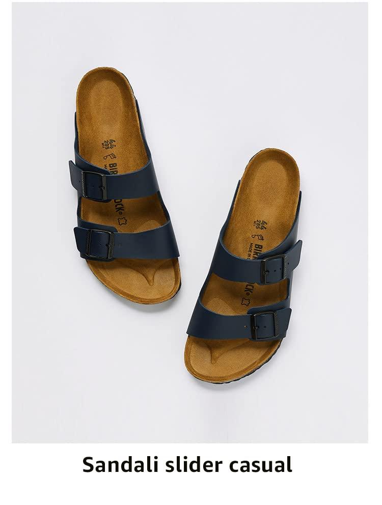 Sandali slider casual