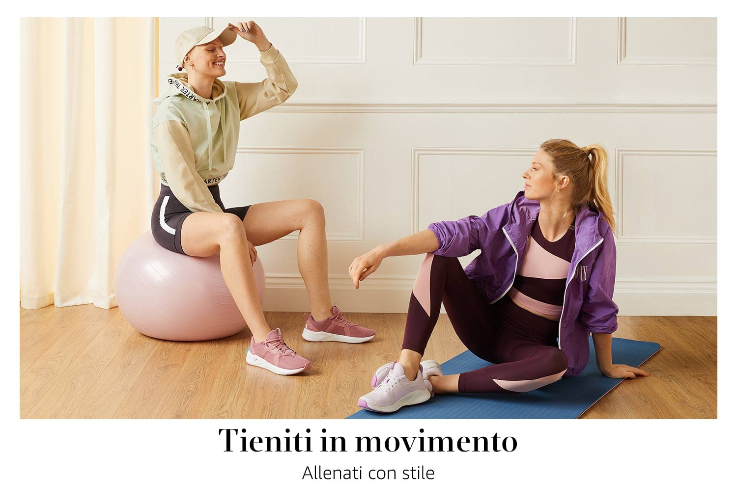 Tieniti in movimento