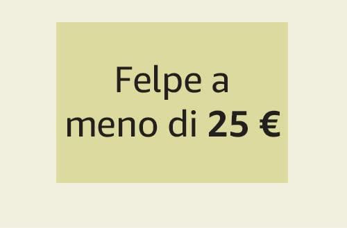 Felpe a meno di 25 €