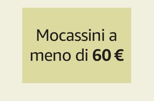 Mocassini a meno di 60 €