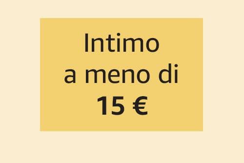 Intimo a meno di 15 €