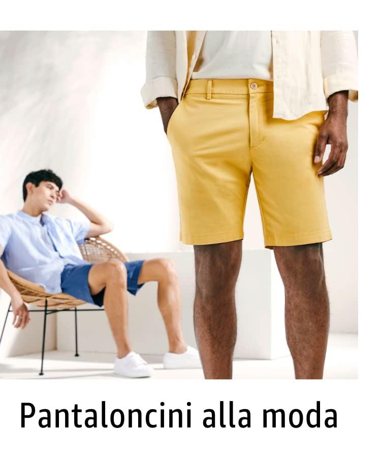 Pantaloncini alla moda