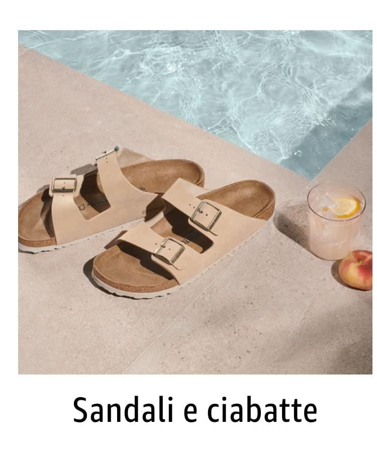 Sandali e ciabatte