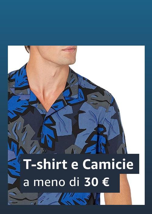 T-shirt e Camicie