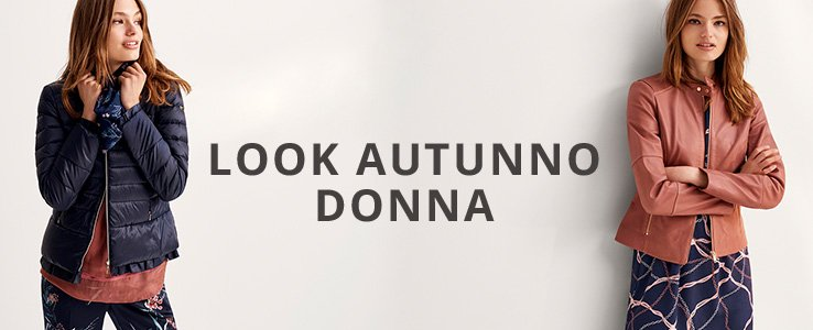Look Autunno Donna