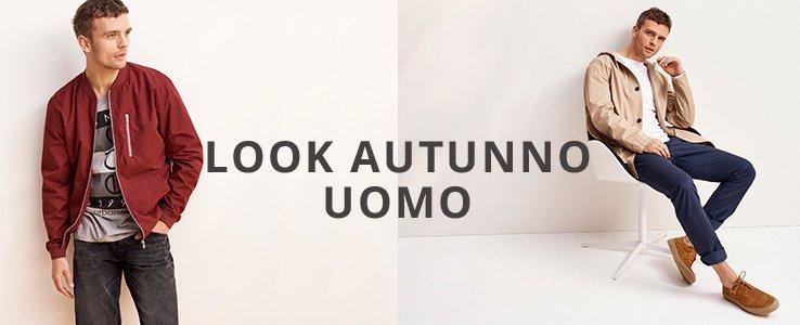 Look Autunno Uomo
