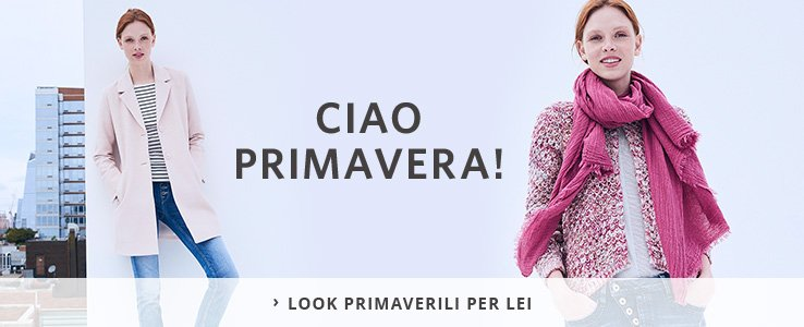 Look Primaverili per Lei