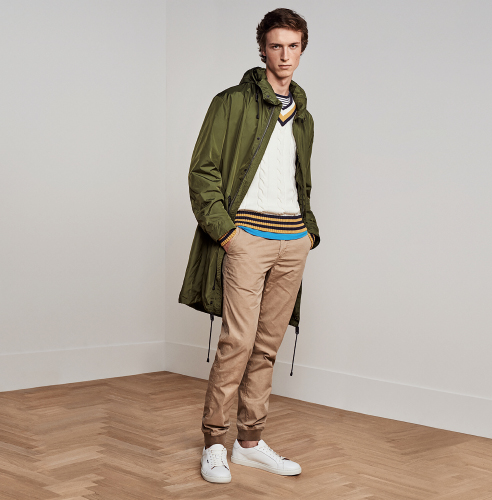 Tommy Hilfiger Look 1