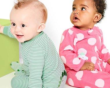 Capi di vestiario dal venditore al dettaglio n° 1 negli USA per l'abbigliamento da bambino
