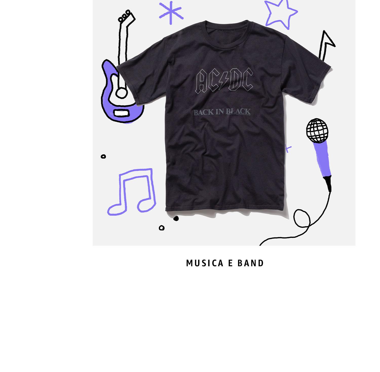 Music e Bands