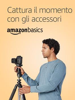 Fondamentali per i viaggi di AmazonBasics