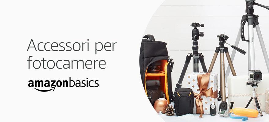 Accessori per fotocamere AmazonBasics