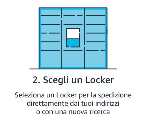 Selexiona un Locker