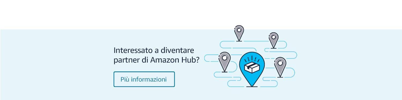 Interessato a diventare Hub?