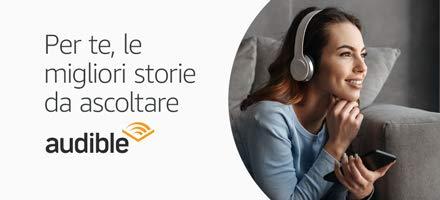 Audible Audiolibri