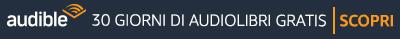 Su Audible oltre 50.000 audiolibri