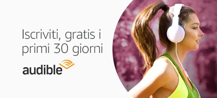 Audible Audiolibri