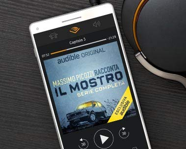 Il Mostro su Audible
