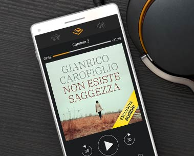 Non esiste Saggezzia su Audible