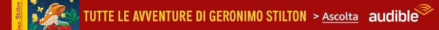 Geronimo Stilton Audible